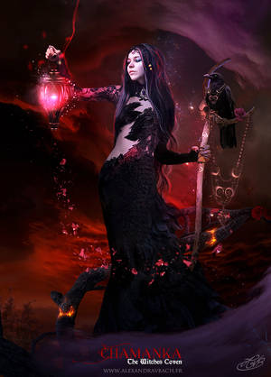 The Witches Coven : Chamanka
