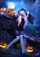 Season of the Witch by AlexandraVBach