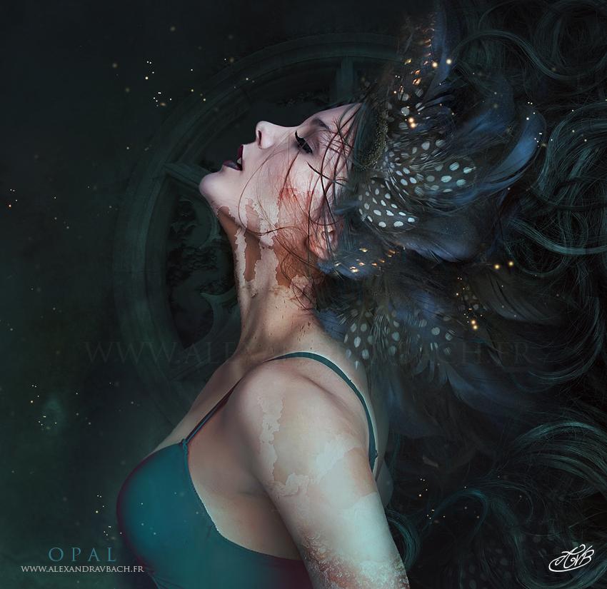 Opal by AlexandraVBach