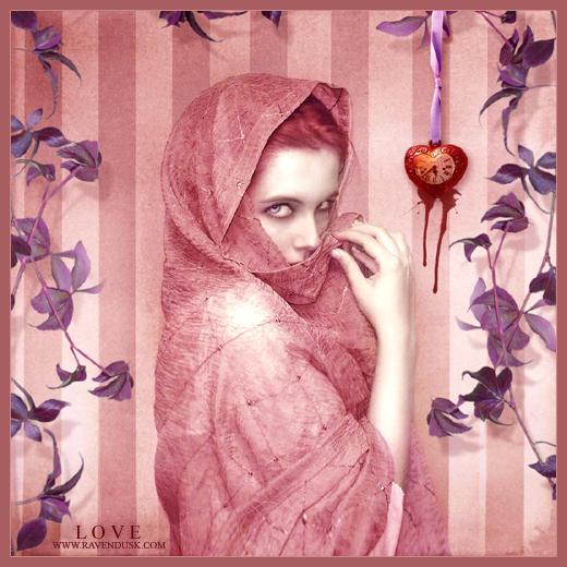L o v e by AlexandraVBach