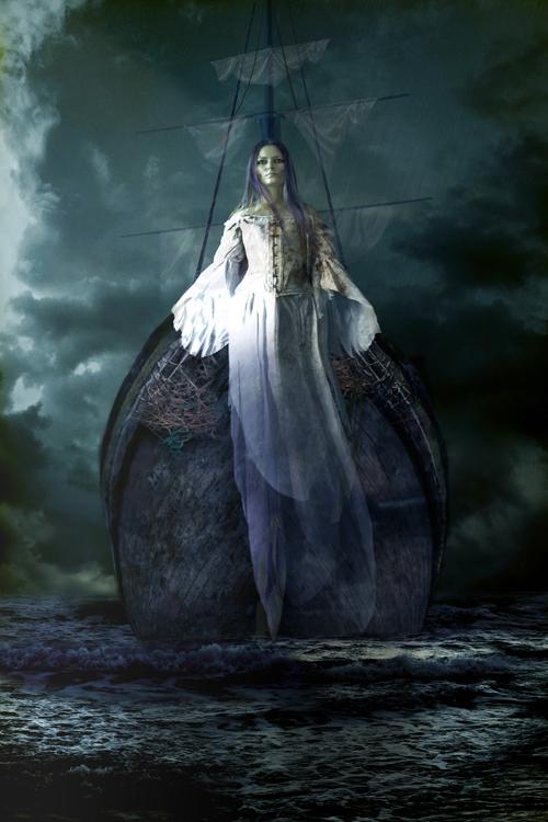 Le Vaisseau Fantome by AlexandraVBach