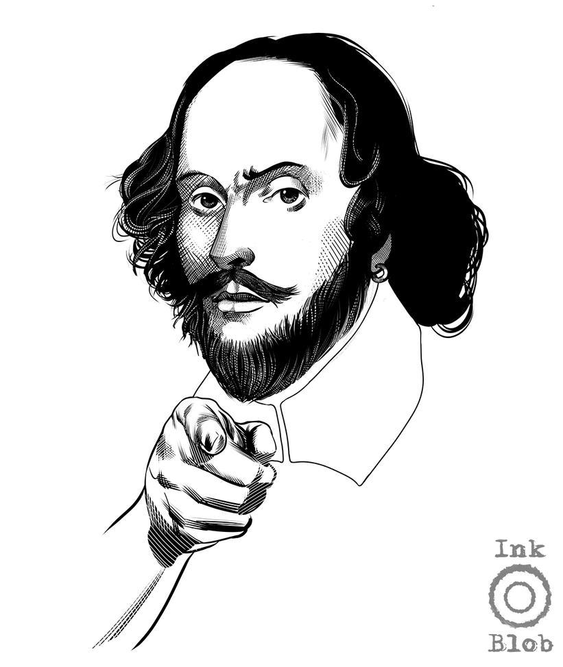 Shakespeare by Incblob