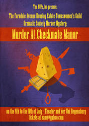 Murder at Checkmate Manor