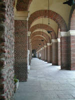 Corridor Stock n2 by KopaBill-Stock