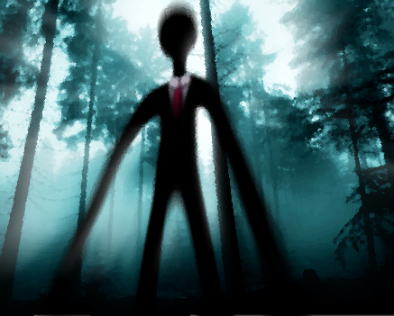 Slenderman Slender_man_in_the_woods_by_soundslikestrawberry-d372qg5