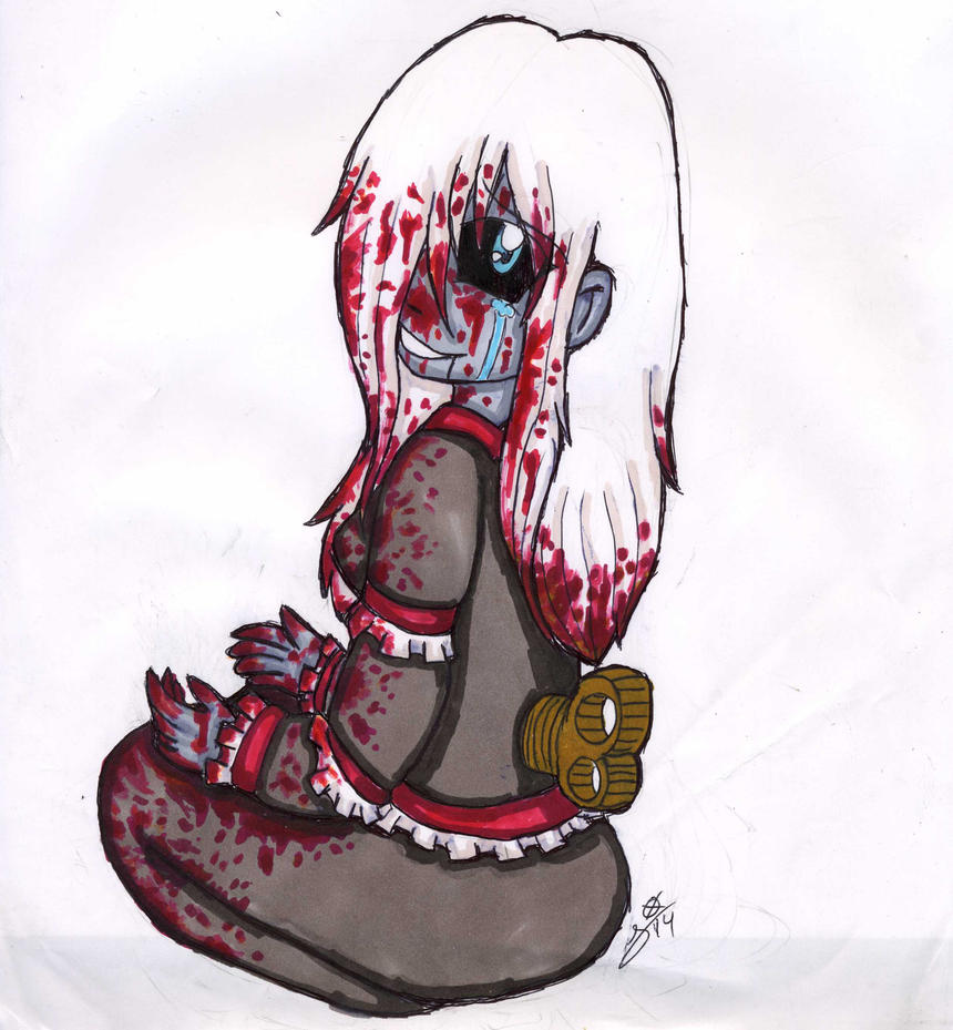 TRADITIONAL: What Have I've Done? (Mother Murder) by InvaderIka