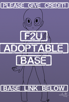 F2U Adoptable Base #1 by InvaderIka