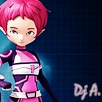 Aelita Evolution Icon. by LyokoWarrior1