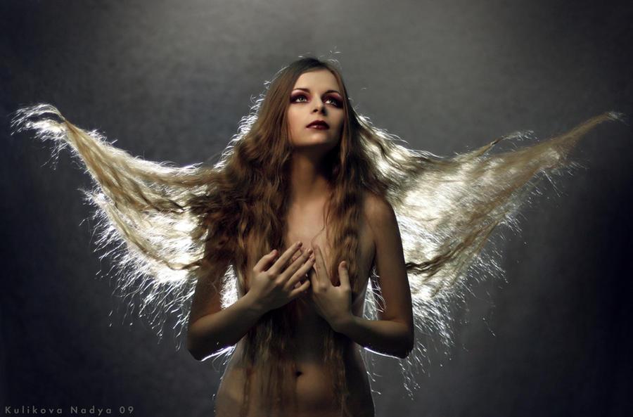 White angel by NadyaBird - Avatarlar ~