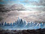 Concept Art Mountains 1