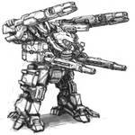 BattleTech: Canis 2 by jerryboomerwang