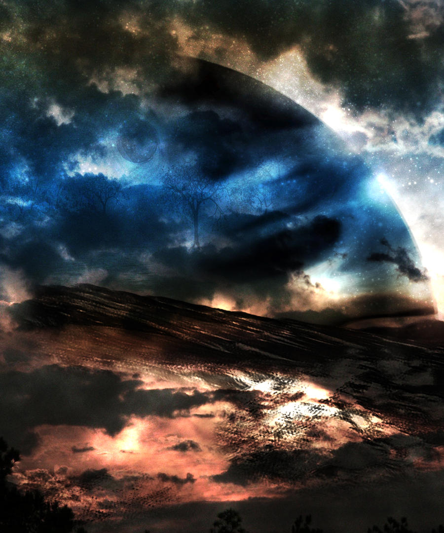 Creation Earth And Universe By J Teezy On Deviantart
