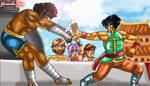 Yamcha in Dragon's Rock: Grand Master's Tournament by YamchaFan91