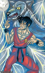 Yamcha: Anger of a Wolf