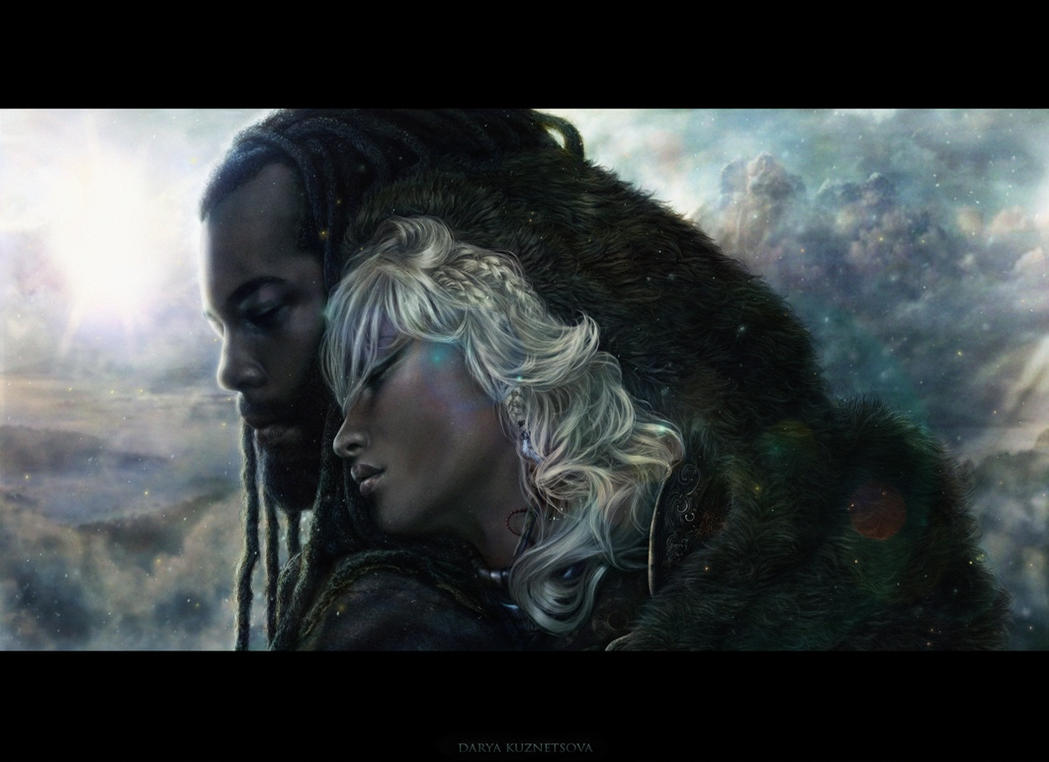 Jaya and Ilse by Darey-Dawn