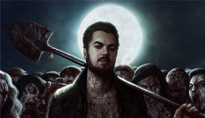 Zombie killer face