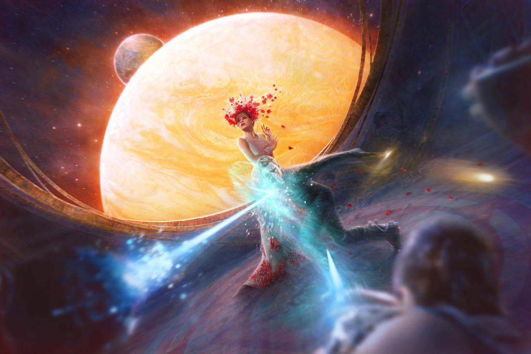 Jupiter Ascending by Darey-Dawn
