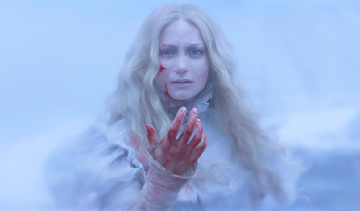 Crimson Peak - Mia Wasikowska by Darey-Dawn