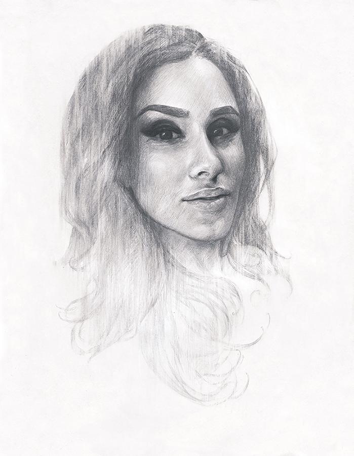 Brittany Furlan by Darey-Dawn