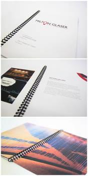 Milton Glaser: Art space