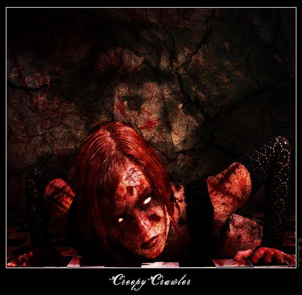 Creepy Crawler by RavenxCorpse