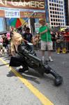 Roxas at TO Pride Parade 2011