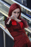 Jean Grey Crossplay at TIFF 1