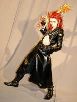 Kingdom Hearts 3D Lea with Keyblade #2 by M-Hydra