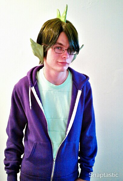 MLP Spike Cosplay by M-Hydra