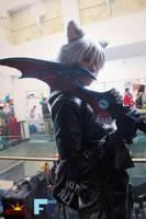Neko-Data-Riku w/ Soul Eater @ Frostcon 2013 #2 by M-Hydra