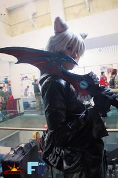 Neko-Data-Riku w/ Soul Eater @ Frostcon 2013 #2