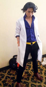 Professor Sycamore at Anime North 2014