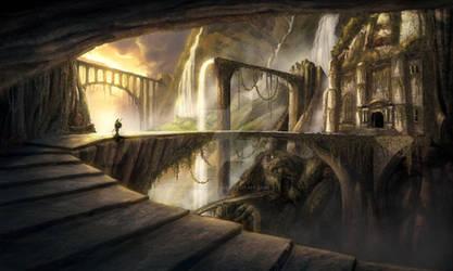 The Dwarves' Aqueduct - Final