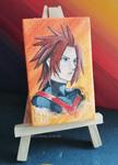 Terra of Kingdom Hearts
