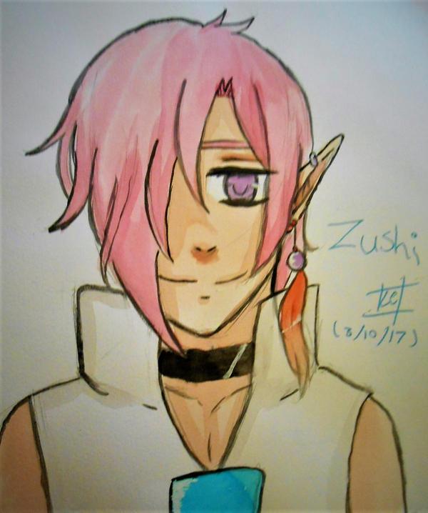 zushi by Cloverangelofdarknes