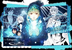 Noragami - Yukine :3 by Panelletdelimon