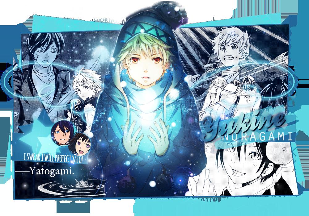 Noragami - Yukine  3 by PanelletdelimonYukine Noragami Wallpaper