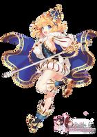 Render: Prince girl by Panelletdelimon