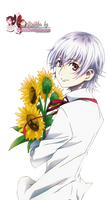 Render: K - Shiro flowers
