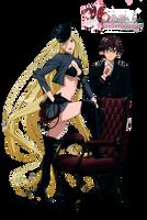 Render: Noragami - Kazuma Bishamon by Panelletdelimon