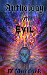 Anthology of Evil cover for cover contest 2014 by