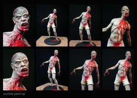 Zombie by damonb