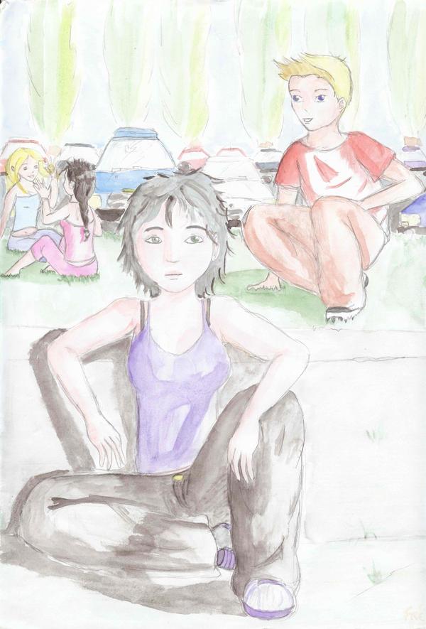 me by GuapaMorena