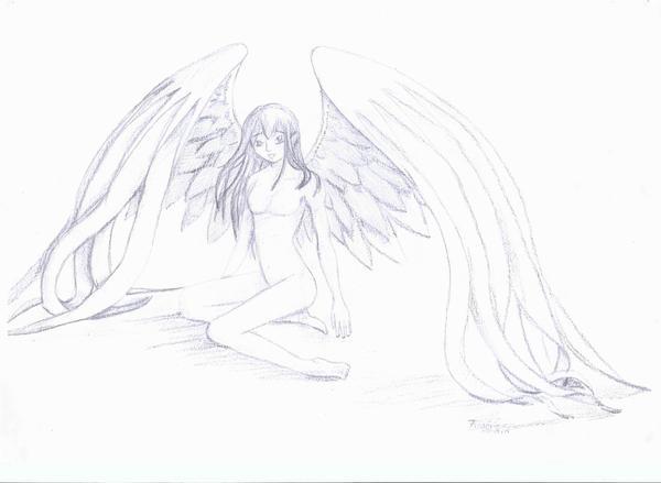 an angel by GuapaMorena