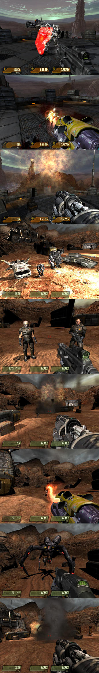 My Quake 4 mods- Not named yet by NeoMetalSonic360