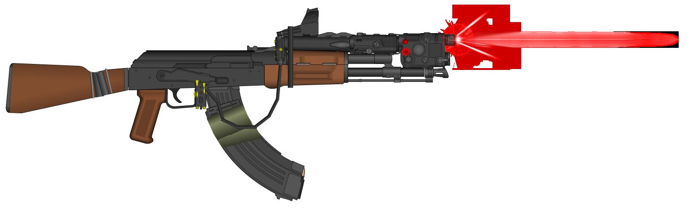 AK-47 Upgraded (Elysium) by NeoMetalSonic360 on DeviantArt