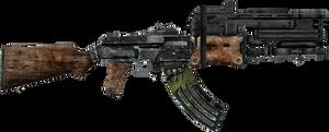 Elysium AK (Fallout 3 style)