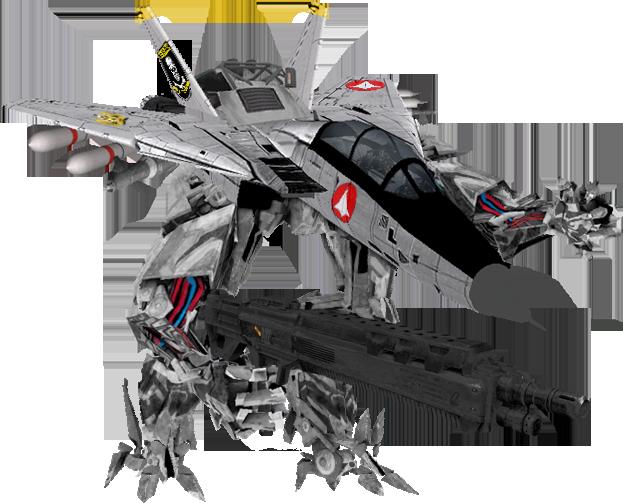 VF-7 Chimera by NeoMetalSonic360