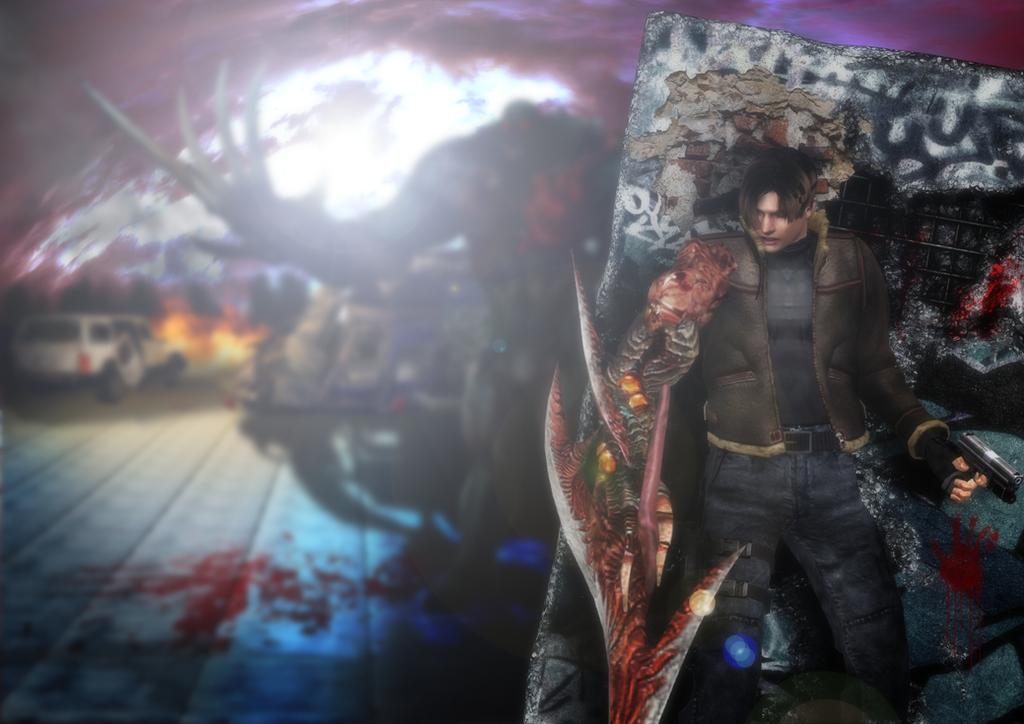 Resident Evil 4 Custom Edition by NeoMetalSonic360