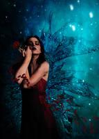 Twilight Fae by ShadeyBabey